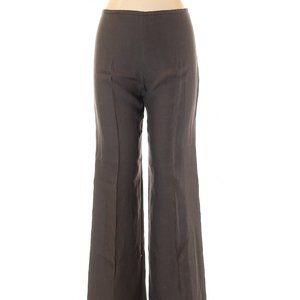 Armani Collezioni Flax Dress Pants Size 6 NWT